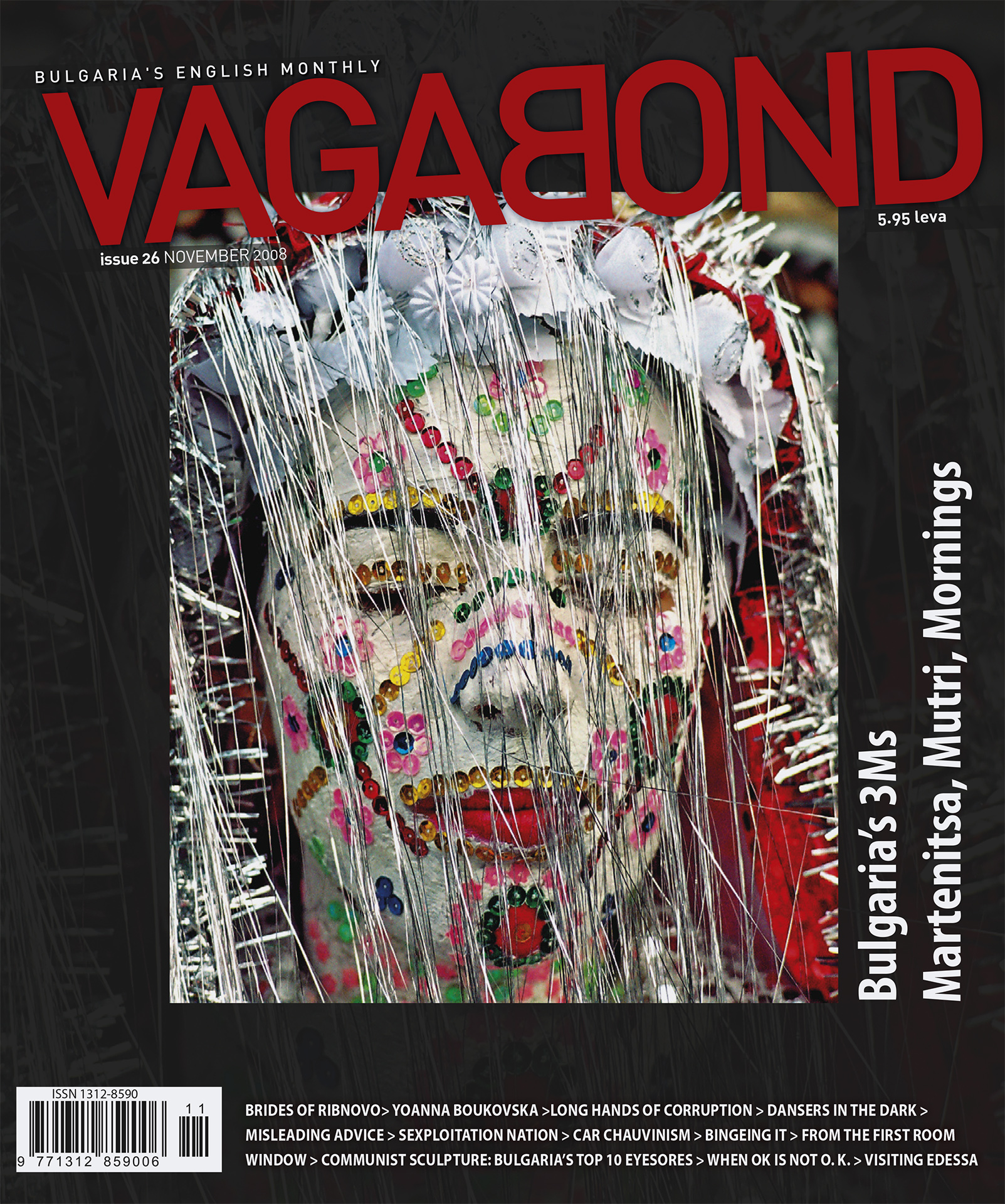cover issue 26, November 2008