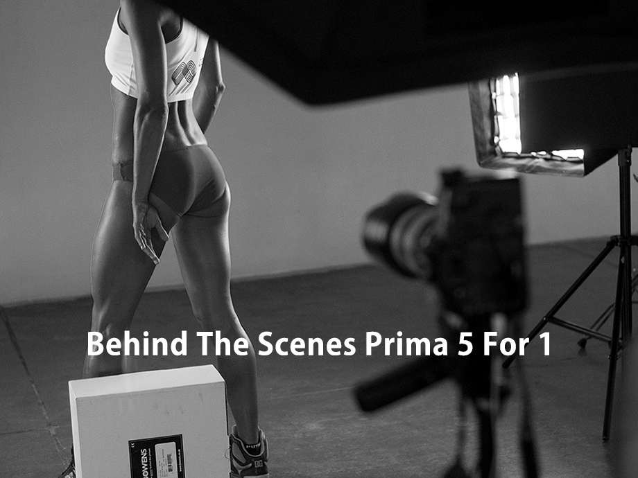 mtel prima 5 for 1 Behind The Scenes Video